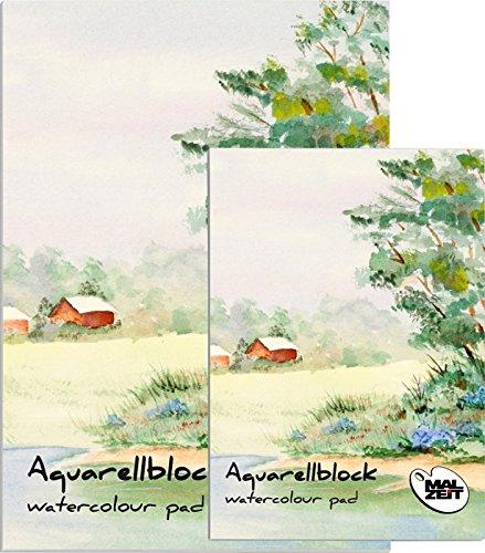Aquarellblock Basic 210g/qm A3 10Blatt 182.143
