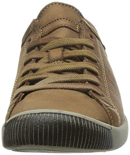 Grau 7SD900154 donna Sneaker Softinos Marrone 527 Brown CP4qnfBzwB