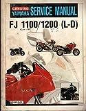 1992 YAMAHA MOTORCYCLE FJ 1100/1200 (L-D) SERVICE MANUAL (105)