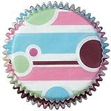 Wilton Bubble Strips Mini Baking Cups