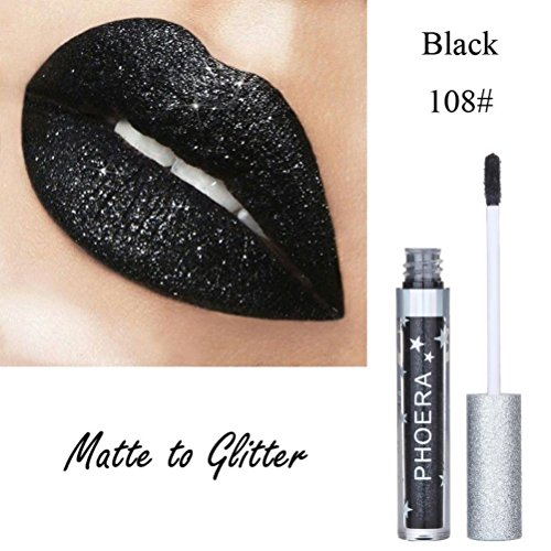 Nude Waterproof Lip Gloss XUANOU Matte To Glitter Liquid Lip