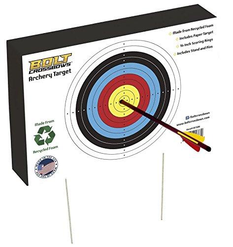 50 pound archery target - 1