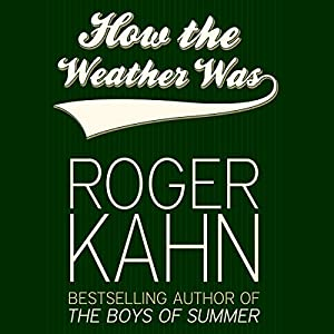 How the Weather Was Audiobook