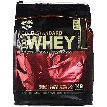 amazoncom optimum nutrition 100 whey protein gold