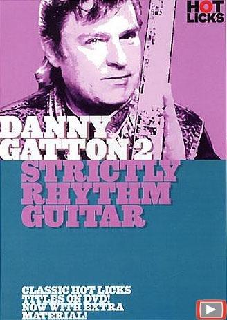 Danny Gatton 2 - Strictly Rhythm Guitar Chord Substitutions Piano