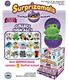 Surprizamals series 5- 4 Pack Mystery Ball wth Collectibe Plush Toy