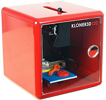 Kloner3D 120 Impresora 3D, Desktop Series: Amazon.es: Industria ...