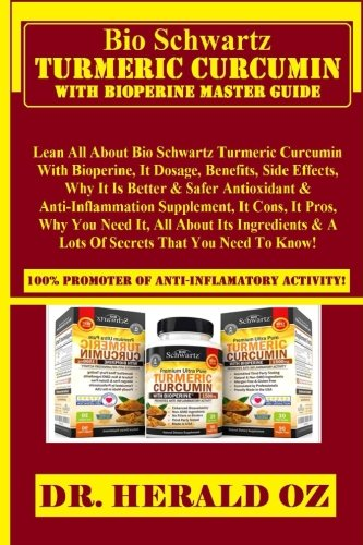 Cheap Bio Schwartz Turmeric Curcumin with Bioperine Master Guide: Lean All About Bio Schwartz Turmeric Curcumin With Bioperine, It Dosage, Benefits, Side … About Its Ingredients & A Lots Of Secrets…