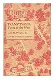 Transylvania, John D. Wright, 0813114209