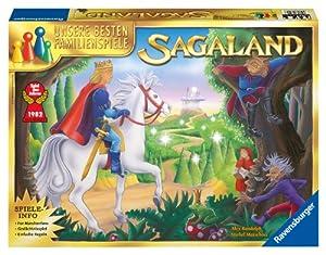 Ravensburger 26424 - Familienspiel Sagaland