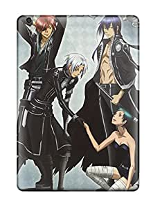 Brand New Air Defender Case For Ipad (d Gray Man Characters )