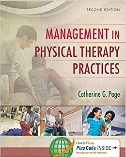 Management in Physical Therapy Practices