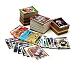 #10: NFL Football Card Collector Box with Over 500 Cards