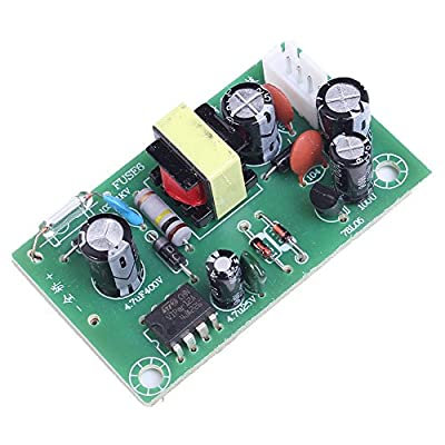 Icsation AC 85V-300V to DC 5V 12V 18V Step Down Power Supply Module for Induction Cooktop Countertop Burner Repair Parts
