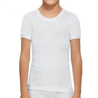 44b161c3caae8 Abanderado 302 - Camiseta Manga Corta NIÑO  Amazon.es  Ropa y accesorios
