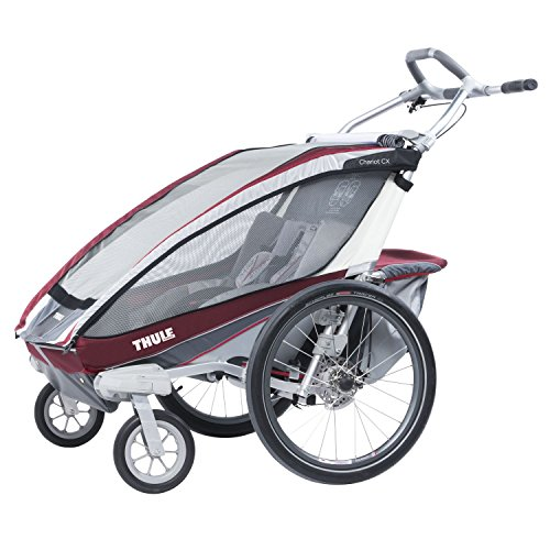 Aluminum Double Stroller - 9