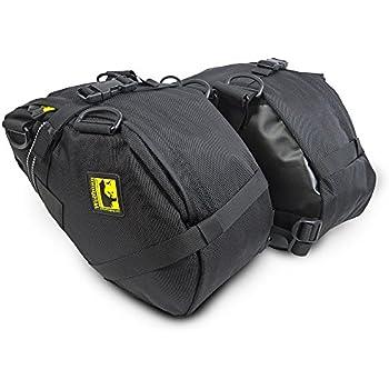 Wolfman Luggage E-12 Saddle Bags 2017 Edition S0512