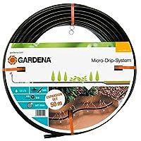 Gardena 1389-20 Ligne d'arrosage goutte-à-goutte de surface et enterrée 50 m