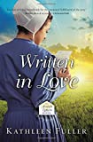 Written in Love (An Amish Letters Novel)