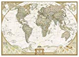 World Executive [Mural] (National Geographic Reference Map)