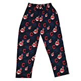 Mens CLE Indians Fall / Winter Sleepwear / Pajama Pants M Multicolor