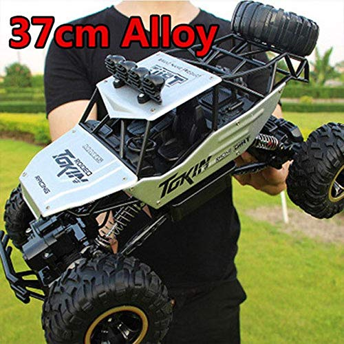 RC Cars - Car 1/12 4WD Remote Control High Speed Vehicle 2.4Ghz Electric RC Toys Monster Truck Buggy Off-Road Toys Kids Suprise Gifts - by Tini - 1 PCs