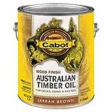 CABOT SAMUEL INC 19460-07 Australian TimGAL BRN WD Finish