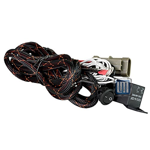 Project LM On//Off Switch Heavy Duty Relay Harness For LED Light Bar 5559040004