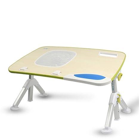 Amazon.com: Mesa plegable para ordenador, mesa de estudio ...