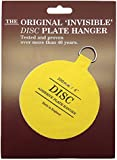 Flatiron Disc Invisible Plate Hanger 4-Inch  sc 1 st  Amazon.com & Amazon.com | Invisible English Plate Hanger Disc--2 Inch (For ...