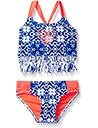 Limited Too Girls' Tie Dye Tankini