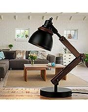 Licht-Erlebnisse G/AD/8889/001 inomhusbelysning lampa trä metall retro