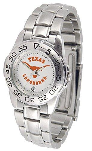 Texas Longhorns Sport Steel Women's Watch