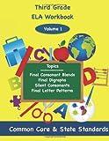 Third Grade ELA Volume 1, Todd Deluca, 1494858754
