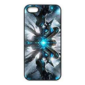 iPhone 5,5S Cell Phone Case Black Starcraf 2 Protoss NF6041014