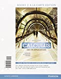 Calculus and Its Applications, Books a la Carte Plus MyMathLab Access Card Package, Bittinger, Marvin L. and Ellenbogen, David J., 0133862380
