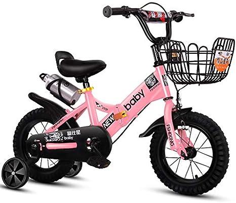 Bicicleta para niños de 2 a 7 años Bicicleta para bebé, Cochecito ...