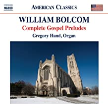 Complete Gospel Preludes for Organ