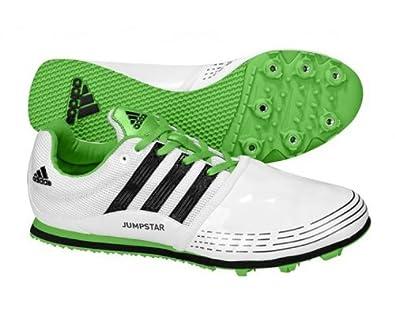 buy popular really cheap good selling Adidas Jumpstar Allround Schuhe Spikes Leichtathletik Sprung Track and  field Sport Training Freizeit Trainers Unisex Herren Damen