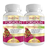 Best Forskolin For Weight Losses - Forskolin Extract for Weight Loss Supplement 2 Pack Review