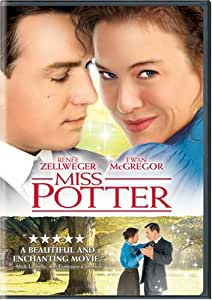 """Miss Potter (Two Pack w/ """"Beatrix Potter: A Journal"""" Hardcover)"""