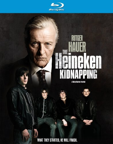 THE HEINEKEN KIDNAPPING (BLU-RAY)