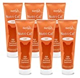 6-Pack Nutri-Cal for Cats High Calorie Dietary Supplement, 4.25-Ounce Tube, My Pet Supplies