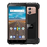 ulefone quad core - Rugged Cell Phone Ulefone Armor X, Rugged Phone Unlocked Dual Sim 4G 5.5inch 18:9 Full Screen Quad Core Android 8.1 2GB RAM 16GB ROM 13MP NFC at& T Mobile 4G Waterproof (Golden) …
