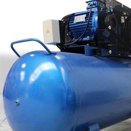 Compresor de aire con depósito de 500 litros y motor de 3 caballos de fuerza: Amazon.es: Bricolaje y herramientas