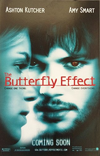 The Butterfly Effect 2004 S/S Movie Poster 11x17