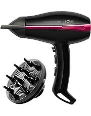 Solac - Ionic Perfect Lissé 2200 SP7080- Secador de pelo profesional, función iónica,