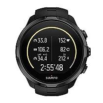 Suunto Spartan Sport Wrist HR, Orologio GPS, Touch Screen a colori, Nero