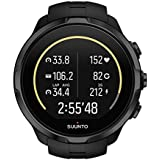 Suunto, Spartan Sport HR, Unisex GPS-Watch for Multi-Sports Athletes, 12 h Battery Performance, Water-resistant up to 100 m, Heart rate monitor, Color Touch Screen