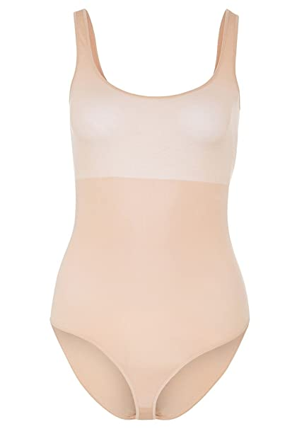 Wolford Individual Nature Forming String Body - Mujer Nude, L
